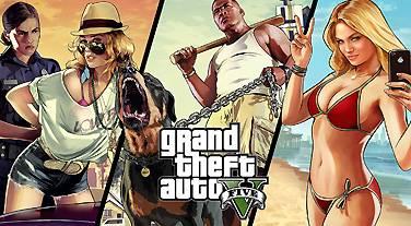 GTA 5 - самая дорогая игра в истории